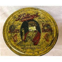 Rare Dilling's Marshmallow Tin