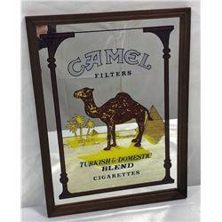 Vintage Camel Cigarettes Tavern Mirror