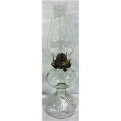 Queen Anne No 2 Oil Lamp
