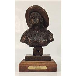 Annie Oakley Bronze By Bob Scriver