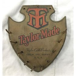 Taylor Made Cable Products Display Sign
