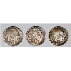 BUFFALO NICKELS  (2) 1913 AND 1913-D