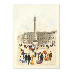 Place Vendome by Huchet, Urbain