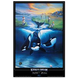 Keiko's Dream by Wyland
