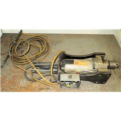 """Milwaukee 3/4"""" Core Drill (Powers On - See Video)"""