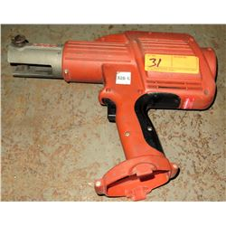 Ridgid 320E ProPress Crimping Tool (No battery, untested)