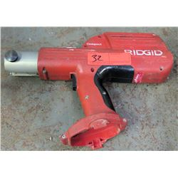 Ridgid 100B ProPress Compact Crimping Tool (No battery, untested)