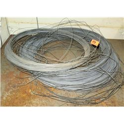 Large Roll of Wire