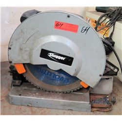 Slugger 14  Metal Cutting Saw (Powers On - See Video)