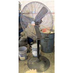 Air King Standing Oscillating Fan