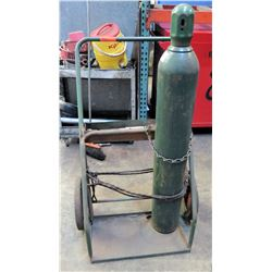 Welding Tank & Metal Cart, Misc. Hand Tools