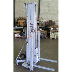 Genie SLC-24 Superlift Contractor Manual Lift