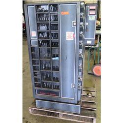 Vending Machine (untested, no keys)