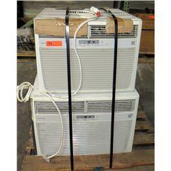 Qty 2 Frigidaire Window Air Conditioners