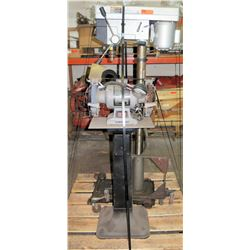 8  Bench Grinder, Buffer & Standing Drill