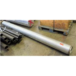 Large Metal Pipe