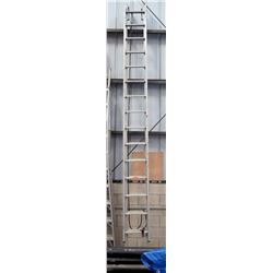 Qty 1 Adjustable Height Ladder