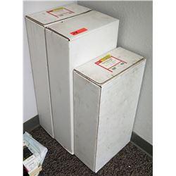 Qty 3 Boxes White Bond Paper