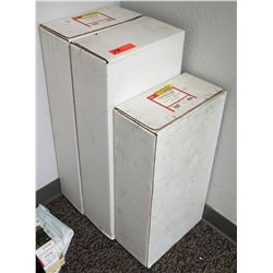 Qty 3 Boxes White Bond Paper