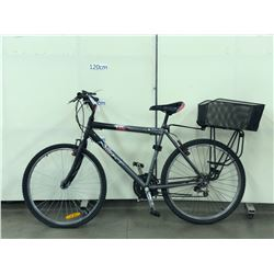BLACK AND GREY NEXT MOUNTAIN BIKE