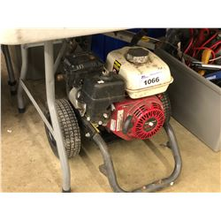 HONDA GAS PRESSURE WASHER, PARTS ONLY, CONDITION UNKNOWN