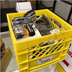LARGE QUANTITY OF ASSORTED BATTERIES