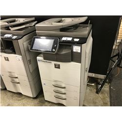 SHARP MX-3140 DIGITAL MULTIFUNCTION COPIER