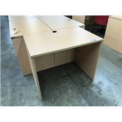 MAPLE 36'' COMPUTER TABLE