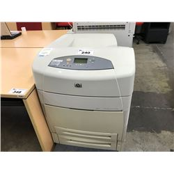 HP COLOR LASERJET 5550N NETWORK PRINTER