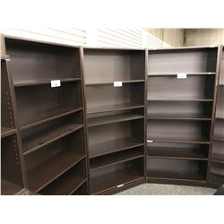 6' ADJUSTABLE SHELF BOOK CASE