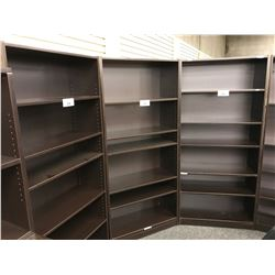 6' ADJUSTABLE SHELF BOOK CASE