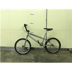 CHROME BMX BIKE