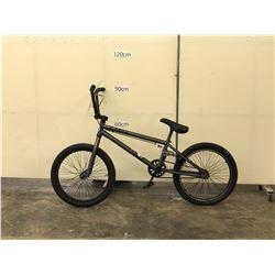GREY CAPIX BMX BIKE