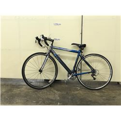 GREY AND BLUE GIANT OCR2 ROAD BIKE