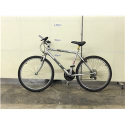 GREY CARRERA MALI MOUNTAIN BIKE