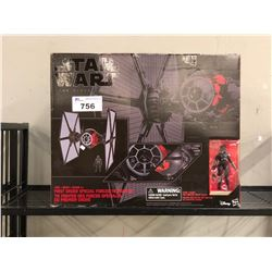 """STAR WARS """"THE BLACK SERIES"""" FIRST ORDER SPECIAL FORCES TIE FIGHTER MODEL"""