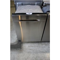 STAINLESS STEEL SAMSUNG BUILT-IN DISHWASHER