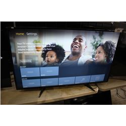"55"" TOSHIBA UHD SMART TV (SMALL SCRATCH ON SCREEN)"