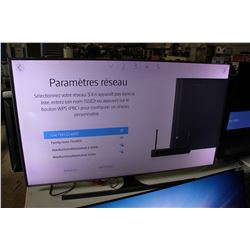 "65"" SAMSUNG SUHD 4K TV"