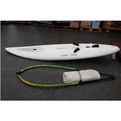 HIFLY MAGNUM WIDE STYLE WINDSURFING BOARD