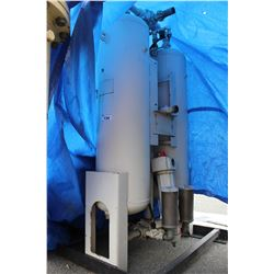 INGERSOLL-RAND HRD SERIES COMPRESSED AIR DRYER AND INGERSOLL-RAND FILTER MODEL NLM500