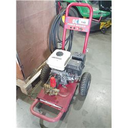 BE 2700 PSI 2.5GPM POWER WASHER