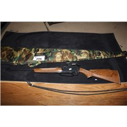 DAISY .177 CAL POWERLINE 880 BB RIFLE WITH CAMO CASE