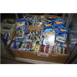 LARGE COLLECTION OF UNOPENED HOT WHEELS
