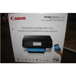 CANON PIXMA TS8220 WIRELESS ALL-IN-ONE PRINTER