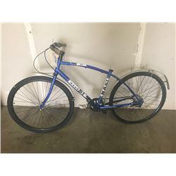 BLUE MASI BICYCLE