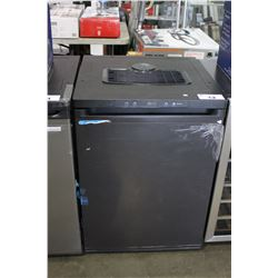 "24"" BLACK INSIGNIA MINI FRIDGE"