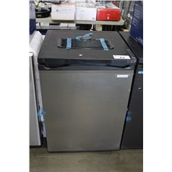 "24"" GREY INSIGNIA MINI FRIDGE"