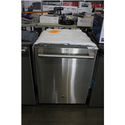"24"" STAINLESS STEEL LG CAFE BUILT-IN DISHWASHER"