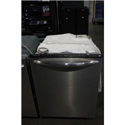 "24"" STAINLESS STEEL FRIGIDAIRE GALLERY BUILT-IN DISHWASHER"